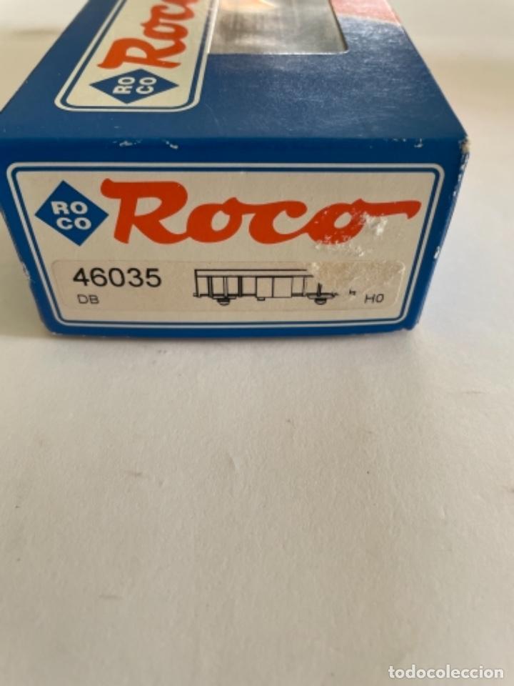 Trenes Escala: ROCO. HO. REF. 46035. VAGON - Foto 4 - 254732090