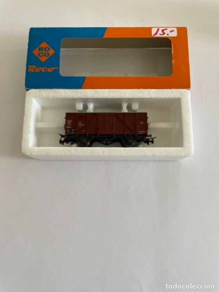 ROCO. HO. REF. 4301-A . VAGON (Juguetes - Trenes a Escala H0 - Roco H0)
