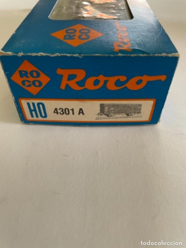 Trenes Escala: ROCO. HO. REF. 4301-A . VAGON - Foto 3 - 254732225