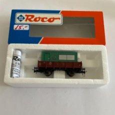 Trenes Escala: ROCO. HO.VAGON CON CONTENEDOR. Lote 254732480