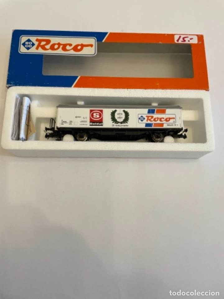 ROCO. HO. REF 47933. VAGON (Juguetes - Trenes a Escala H0 - Roco H0)
