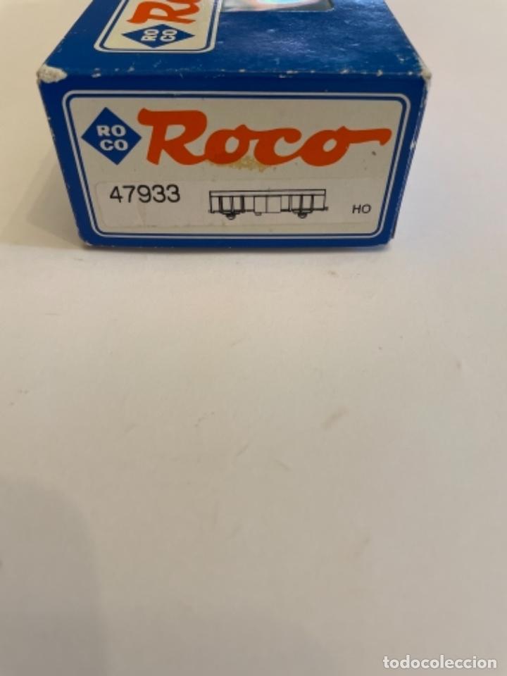 Trenes Escala: ROCO. HO. REF 47933. VAGON - Foto 4 - 254754520