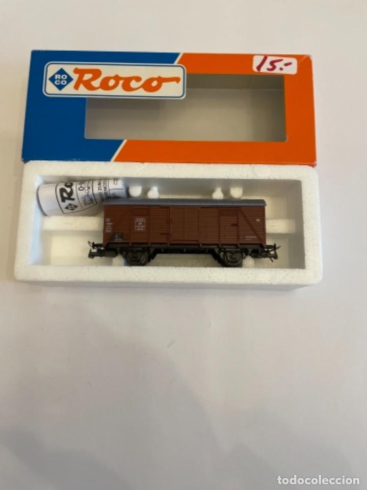 ROCO. HO. REF 46042. VAGON (Juguetes - Trenes a Escala H0 - Roco H0)