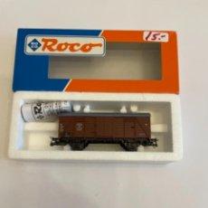Trenes Escala: ROCO. HO. REF 46042. VAGON. Lote 254754810