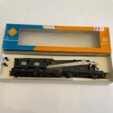 Trenes Escala: ROCO. HO. REF 4316. VAGON GRUA. Lote 254760660