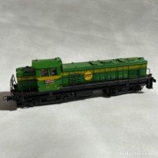 Trenes Escala: LOCOMOTORA ROCO RENFE 1961 10704 217 ESCALA H0. Lote 255559580