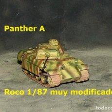 Trenes Escala: PANTHER A, ROCO 1/87 MUY MODIFICADO. Lote 255566215