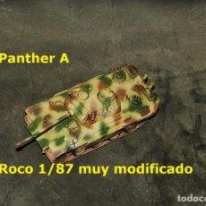 Trenes Escala: PANTHER A, ROCO 1/87 MUY MODIFICADO. Lote 255566445