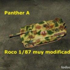 Trenes Escala: PANTHER A, ROCO 1/87 MUY MODIFICADO. Lote 255566775