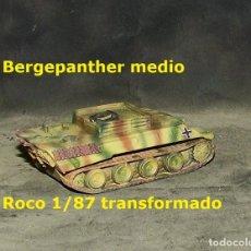 Trenes Escala: BERGEPANTHER A, ROCO 1/87 MODIFICADO. Lote 255568105