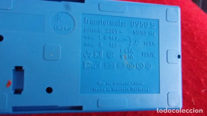 Trenes Escala: transformador para trenes,maqueta,Roco,funcionando - Foto 3 - 258116055