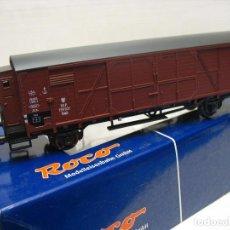 Trenes Escala: VAGON CERRADO ROCO 66255. Lote 258965920