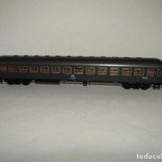 Trenes Escala: ANTIGUO COCHE DE VIAJEROS 2ª CLASE SERIE 5000 DE RENFE ESC. *H0* DE ROCO. Lote 265343104
