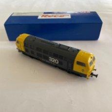 Trenes Escala: ROCO. HO. RENFE 320 DIGITAL. Lote 266945949