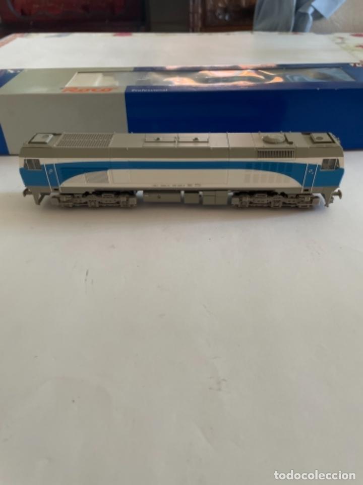 Trenes Escala: ROCO. HO. REF 63445. 319.306.7 GRANDES LINEAS - Foto 4 - 267095109