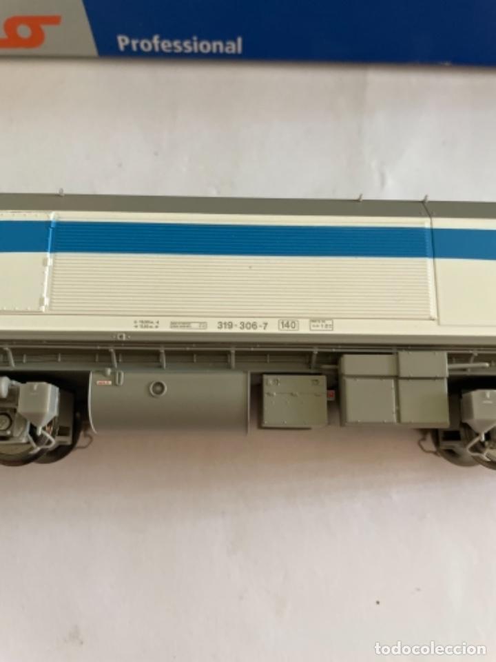 Trenes Escala: ROCO. HO. REF 63445. 319.306.7 GRANDES LINEAS - Foto 5 - 267095109