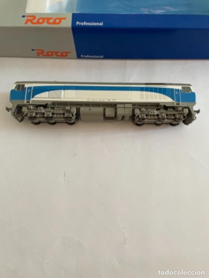 Trenes Escala: ROCO. HO. REF 63445. 319.306.7 GRANDES LINEAS - Foto 6 - 267095109