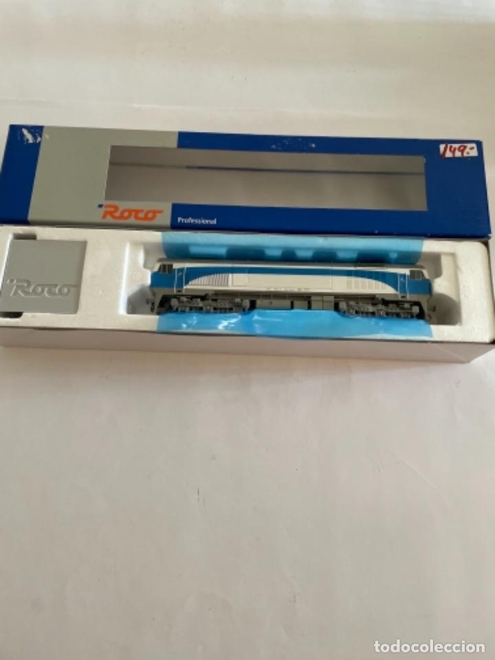 Trenes Escala: ROCO. HO. REF 63445. 319.306.7 GRANDES LINEAS - Foto 7 - 267095109