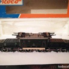 Trenes Escala: LOCOMOTORA - MAQUINA ROCO H0 COCODRILO - ÖBB 1189 05 - 43446 - TREN ELECTRICO. Lote 267297394