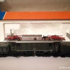 Trenes Escala: LOCOMOTORA - MAQUINA ROCO H0 COCODRILO - BR 194 151-7 - DEUTSCHE BUNDESBAHN - TREN ELECTRICO. Lote 267297449