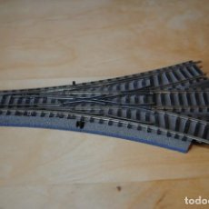 Treni in Scala: DESVIO TRIPLE ROCO GEOLINE 61160 H0 1:87 MODELISMO FERROVIARIO TREN VIA. Lote 267732669