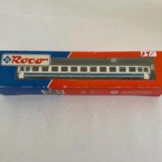 Trenes Escala: ROCO. HO. REF 44375 COCHE RENFE SEGUNDA LARGO RECORRIDO. Lote 268260809