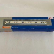 Trenes Escala: ROCO. HO. FURGON RENFE LARGO RECORRIDO. Lote 268261389
