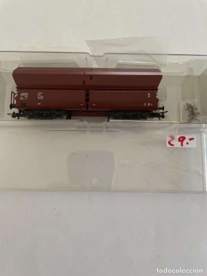 ROCO. HO. VAGON (Juguetes - Trenes a Escala H0 - Roco H0)