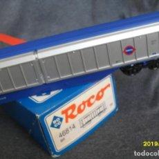 Trenes Escala: VAGON ROCO TRANSFESA H0. Lote 271537553