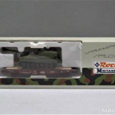 Trenes Escala: CARRO DE COMBATE. ROCO-MINITANKS. 47198.. Lote 271546538