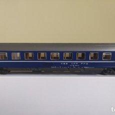 Trenes Escala: ROCO H0 COCHE DE VIAJEROS 2ª CLASE TIPO EUROFIMA, DE LA SBB CFF FFS, REFERENCIA 54234 A.. Lote 271616693