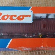 Trenes Escala: VAGON CERRADO ROCO .RENFE 46295 .NO IBERTREN EXIN PAYA H0. Lote 272940013