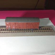 Trains Échelle: VAGÓN CERRADO ESCALA HO DE ROCO. Lote 273292083