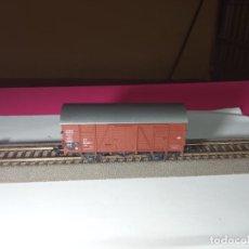 Treni in Scala: VAGÓN CERRADO ESCALA HO DE ROCO. Lote 273292368