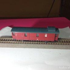 Trenes Escala: VAGÓN FURGON 2 EJES ESCALA HO DE PIKO. Lote 273388648