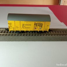 Trains Échelle: VAGÓN CERRADO ESCALA HO DE ROCO. Lote 273511008