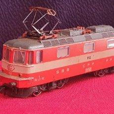 Trains Échelle: LOCOMOTORA SBB ROCCO ZURICH .. Lote 275502428