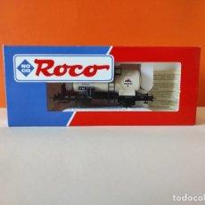 Trenes Escala: ROCO HO VAGON MERCANCIAS CISTERNA REF: 48040 CSD. Lote 214745155