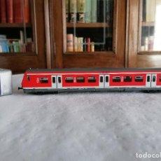 Trenes Escala: ROCO H0 64278 VAGÓN MOTOR URBANO S-BAHN TIPO BXF DB AG NUEVO OVP. Lote 276632373