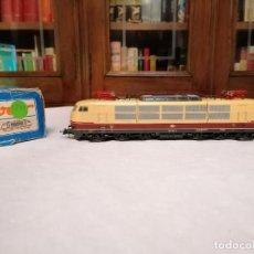 Trenes Escala: ROCO H0 43442 LOCOMOTORA ELÉCTRICA BR 103 120-2 TEE DB DIGITAL NUEVA OVP. Lote 276633298