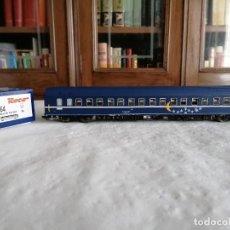 Trenes Escala: ROCO H0 64764 VAGÓN DE PASAJEROS COCHE CAMA T2S ÖBB AUSTRÍACO NUEVO OVP. Lote 276634738
