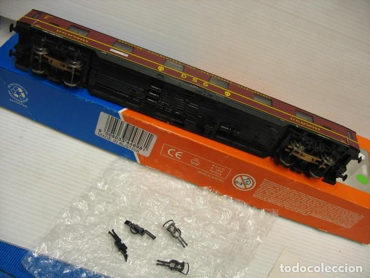 Trenes Escala: roco coche viajeros DSG ho 44898 - Foto 2 - 277095598