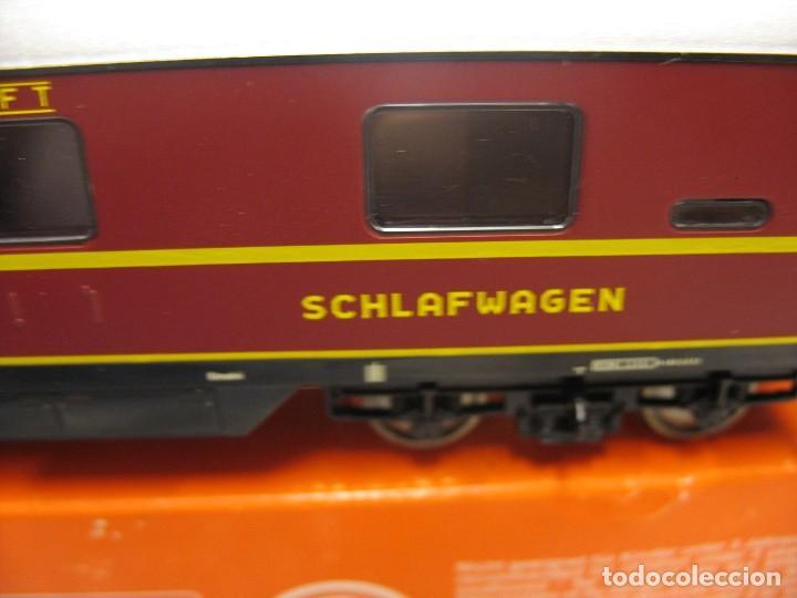 Trenes Escala: roco coche viajeros DSG ho 44898 - Foto 3 - 277095598
