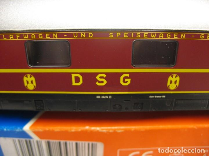 Trenes Escala: roco coche viajeros DSG ho 44898 - Foto 4 - 277095598