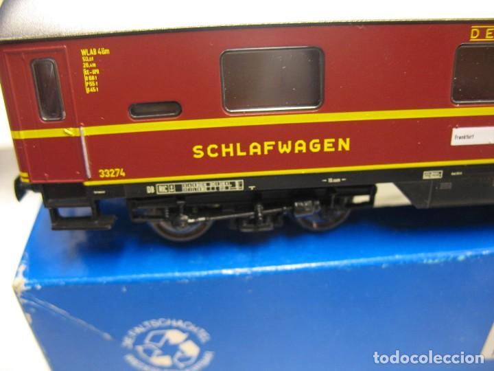 Trenes Escala: roco coche viajeros DSG ho 44898 - Foto 5 - 277095598