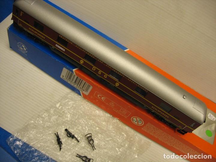 Trenes Escala: roco coche viajeros DSG ho 44898 - Foto 6 - 277095598