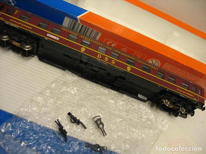 Trenes Escala: roco coche viajeros DSG ho 44898 - Foto 7 - 277095598