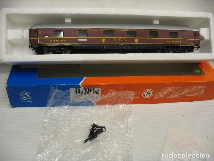 Trenes Escala: roco coche viajeros DSG ho 44898 - Foto 9 - 277095598