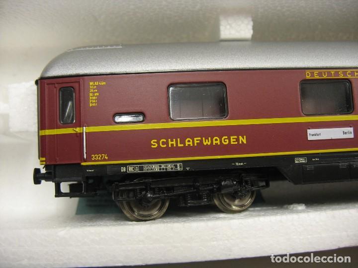 Trenes Escala: roco coche viajeros DSG ho 44898 - Foto 11 - 277095598