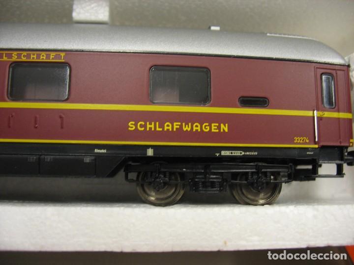 Trenes Escala: roco coche viajeros DSG ho 44898 - Foto 12 - 277095598